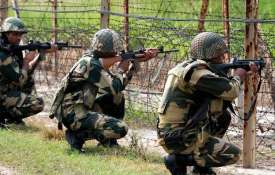 BSF assistant commandant martyred in Pak sniper fire in Samba sector | PTI Representational- India TV