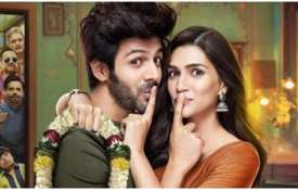 kartik aaryan and kriti sanon- India TV