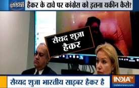 EVM hacking: साइबर एक्सपर्ट ने किया गोपीनाथ मुंडे की हत्या होने का दावा, भतीजे ने की RAW से जांच की - India TV