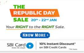 flipkart republic day sale- India TV