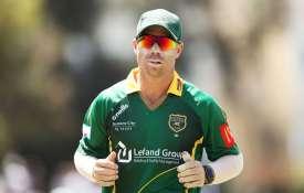 बांग्लादेश प्रीमियर लीग से वापस लौटे डेविड वार्नर, कराएंगे चोटिल कोहनी का आपरेशन - India TV