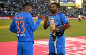 Hardik Pandya and KL Rahul- India TV