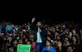 Delhi Police file chargesheet in JNU sedition case- India TV
