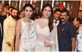Karisma Kapoor and kareena kapoor- India TV