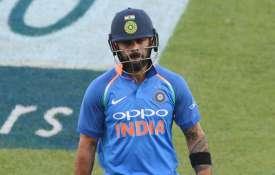 न्यूजीलैंड के खिलाफ आखिरी दो वनडे और टी20 सीरीज नहीं खेलेंगे विराट कोहली, रोहित शर्मा करेंगे कप्तानी- India TV
