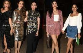 मलाइका, करिश्मा,...- India TV