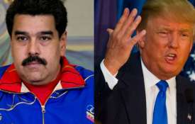 The fight for freedom has begun, says Donald Trump on 'large protests' in Venezuela | AP File- India TV