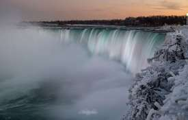 niagara falls pictures- India TV