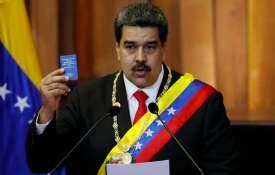 Venezuela President Nicolas Maduro sworn in for second term | AP Photo- India TV