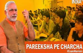 Pariksha Pe Charcha- India TV