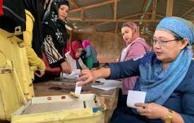 Southern Philippines territories cast historic vote on Muslim autonomy | AP File- India TV