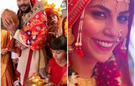First picture of prateek babbar wedding- India TV