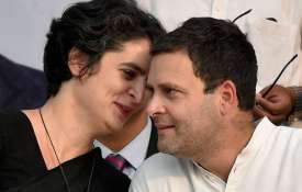 Priyanka Gandhi Vadra and Rahul Gandhi | PTI File Photo- India TV