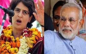 पीएम मोदी के खिलाफ वाराणसी से चुनाव लड़ेंगी प्रियंका गांधी?- India TV