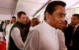 Rahul Gandhi and Kamal Nath | Facebook- India TV