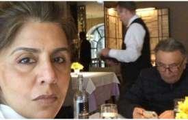 Rishi kapoor and neetu kapoor- India TV