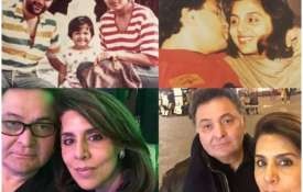 Rishi kapoor and neetu kapoor- India TV