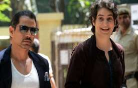 robert vadra and priyanka...- India TV