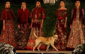 Rohit Bal Fahion Show- India TV