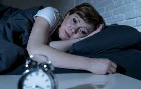 <p>नींद की कमी...- India TV