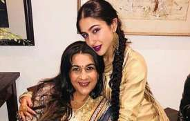 Sara Ali Khan, Amrita Singh- India TV