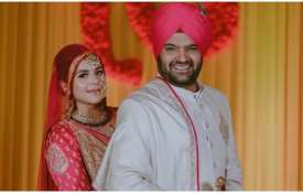 kapil sharma and ginni chatrath- India TV