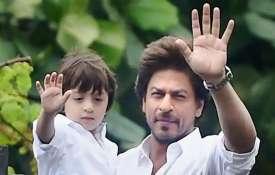 अबराम- शाहरुख खान- India TV