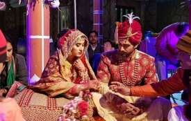 Sheena Bajaj- Rohit Purohit Wedding- India TV