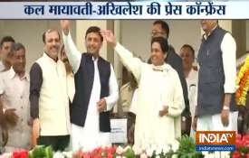 SP BSP- India TV