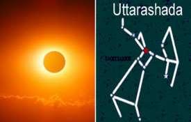 Sun transit uttarashada nakshatra- India TV