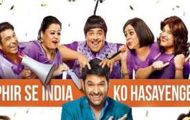 The Kapil sharma- India TV
