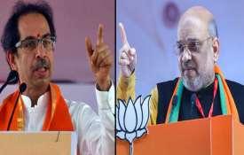 <p>uddhav thackeray and amit...- India TV
