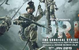 The Surgical Strike Movie-review- India TV
