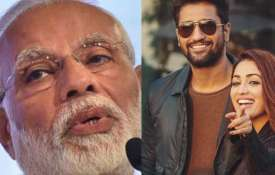 PM Narendra Modi asks in a event How's the Josh Uri stars Vicky Kaushal Yami Gautam says High Sir- India TV