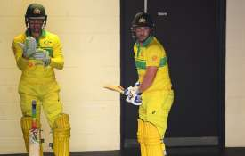 Alex Carey and Aaron Finch- India TV