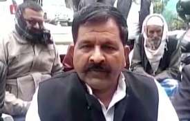 Former BSP MLA Vijay Yadav announces Rs 50 lakh for Sadhna Singh's head | ANI- India TV