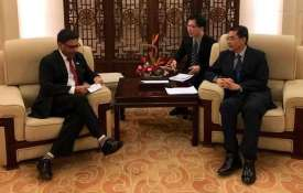 Vikram Misri takes charge as India's new envoy to China   Facebook- India TV