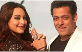 Salman khan and Sonakshi sinha- India TV