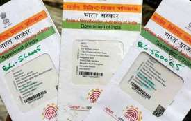aadhaar card- India TV