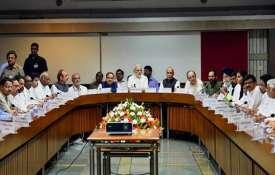 सरकार ने पुलवामा हमले को लेकर सभी पार्टियों की एक बैठक बुलाई- India TV