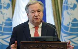 UN Chief calls on India, Pakistan to take immediate steps to reduce tensions | AP File- India TV