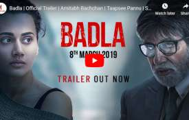 Badla Trailer- India TV