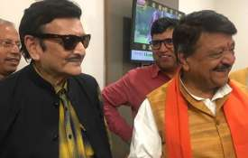 Yesteryear actor Biswajit Chatterjee joins BJP | Facebook- India TV