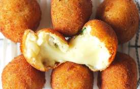 Cheese Corn Balls Recipe- India TV