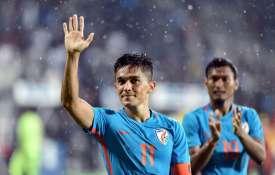 दिल्ली में फुटबॉल के विकास के लिए हमेशा उपलब्ध रहूंगा: सुनील छेत्री- India TV