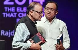 P chidambaram taunts on arun Jaitley (File...- India TV