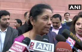 Defense Minister Nirmala Sitharaman Statement on Newspaper report on Rafale Deal - India TV