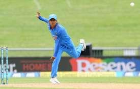 1st ODI: एकता बिष्ट की शानदार गेंदबाजी, भारतीय महिला टीम ने इंग्लैंड को 66 रनों से रौंदा- India TV