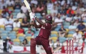 क्रिस गेल के 12 छक्कों पर भारी पड़े जेसन राय के चौके, इंग्लैंड ने वेस्टइंडीज को हराकर हासिल की रिकॉर- India TV