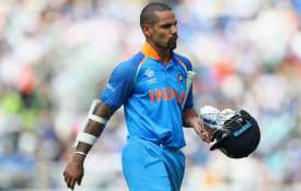 Shikhar Dhawan- India TV